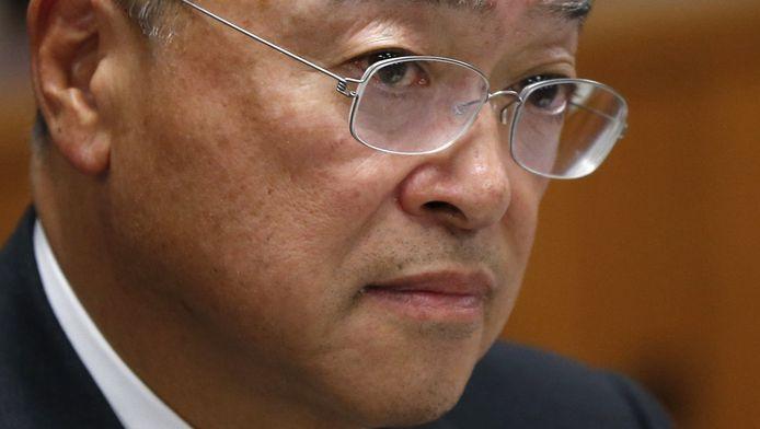 Minister Japan in opspraak om bezoek SM-club